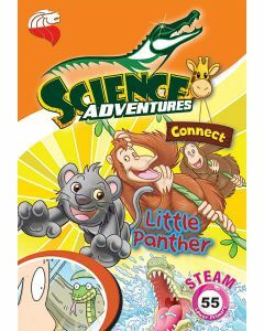 Science Adventures Issue 55 Connect (Ages 6-9)