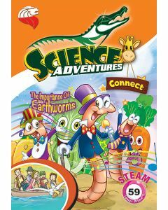 Science Adventures Issue 59 Connect (Ages 6-9)