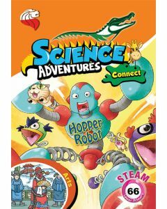 Science Adventures Issue 66 Connect (Ages 6-9)
