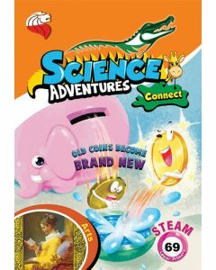 Science Adventures Issue 69 Connect (Ages 6-9)