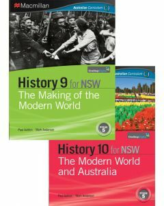 NSW Curriculum: Macmillan History Stage 5 (Hard Copy) Pack