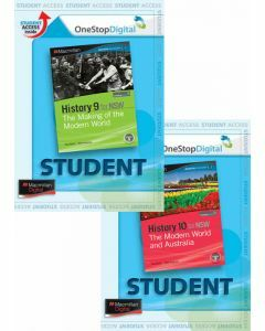 NSW Curriculum: Macmillan History Stage 5 Digital Pack