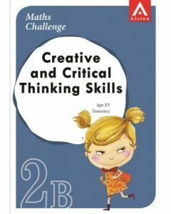 Maths Challenge Creative and Critical Thinking Skills 2B