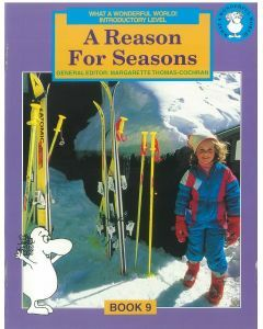 What a Wonderful World! Introductory Level Book 9: A Reason for Seasons