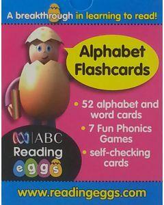 ABC Reading Eggs Alphabet Flashcards