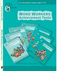 Word Workers Achievement Tests