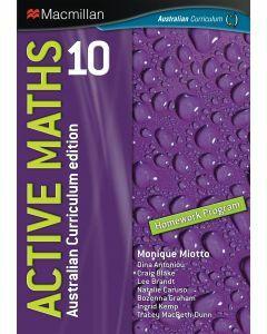 Active Maths 10 Australian Curriculum Edition