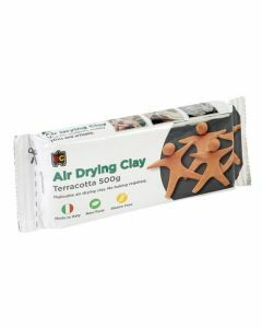 Air Drying Clay - Terracotta 500g (Ages 3+)