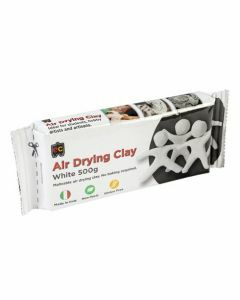 Air Drying Clay - White 500g (Ages 3+)