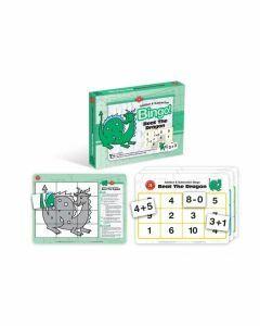 Addition & Subtraction Bingo: Beat the Dragon