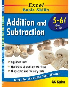 Excel Basic Skills Addition and Subtraction Years 5-6