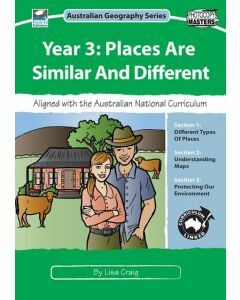 Year 3: Places are Similar and Different: Australian Geography Series