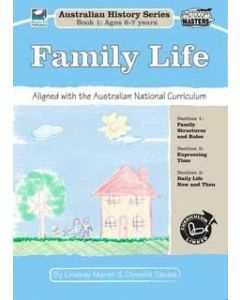 Family Life: Australian History Series Book 1