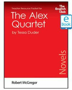 The Alex Quartet: English Club Teacher Resource Packet ebook