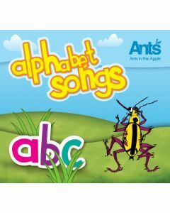 Ants in the Apple Alphabet Songs CD