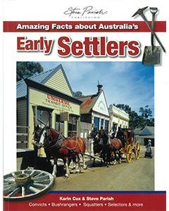 Amazing Facts: Australia's Early Settlers