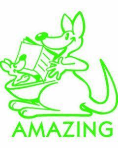 Amazing Kangaroo (ST1200)