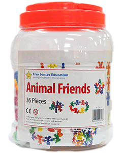 Animal Friends 36 pieces (Ages 3+)