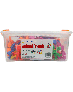 Animal Friends 72 pieces (Ages 3+)