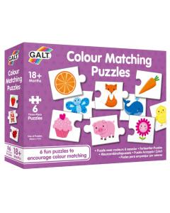 Colour Matching Puzzles (18+ months)