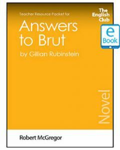 Answers to Brut: English Club Teacher Resource Packet ebook