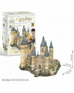 Hogwarts Astronomy Tower 237 Piece 3D Puzzle (Ages 8+)