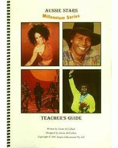 Aussie Stars Readers Series 1: Teacher's Guide