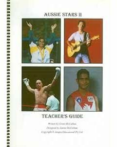 Aussie Stars Readers Series 2: Teacher's Guide