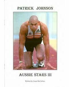 Aussie Stars Readers Series 3: Patrick Johnson