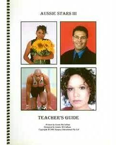 Aussie Stars Readers Series 3: Teacher's Guide