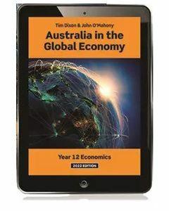 Australia in the Global Economy 2022 eBook (Access Code)
