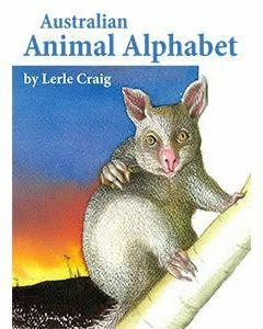 Australian Animal Alphabet