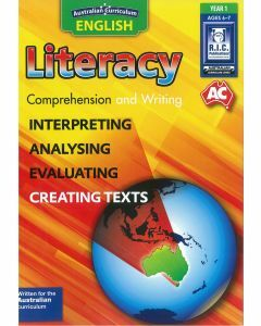 Australian Curriculum English Literacy Year 1