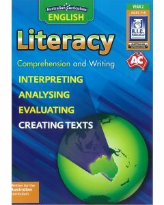 Australian Curriculum English Literacy Year 2
