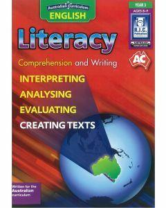 Australian Curriculum English Literacy Year 3