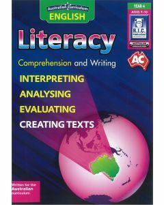 Australian Curriculum English Literacy Year 4