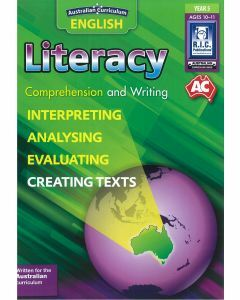Australian Curriculum English Literacy Year 5