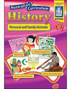 Australian Curriculum History Foundation (Ages 5 to 6)