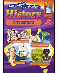 Australian Curriculum History Year 4 (Ages 9 to 10)