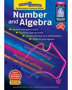 Australian Curriculum Maths: Number & Algebra Year 4