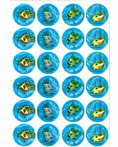 Australian Fish Merit Stickers (ms101)