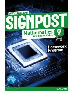 Australian Signpost Maths NSW 9.3 Homework Program