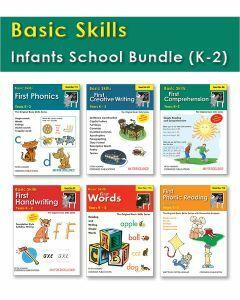 Basic Skills Infants School Bundle (K-2)