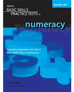Basic Skills Practice Tests in Numeracy Year 5