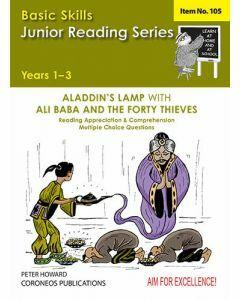 Aladdin and Ali Baba Yrs K to 3 (Basic Skills No. 105)