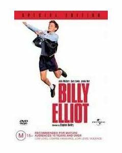Billy Elliott DVD