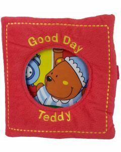 Cuddly Book: Good Day Teddy