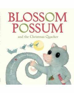 Blossom Possum and Christmas Quacker