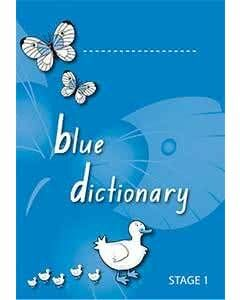 Blue Dictionary New South Wales Foundation Font