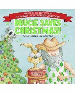 Brucie Saves Christmas